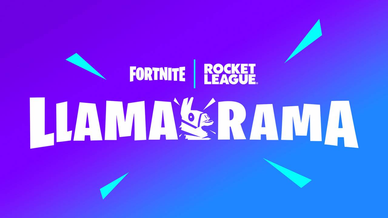 Fortnite x Rocket League crossover inbound with Llama-Rama weekend event