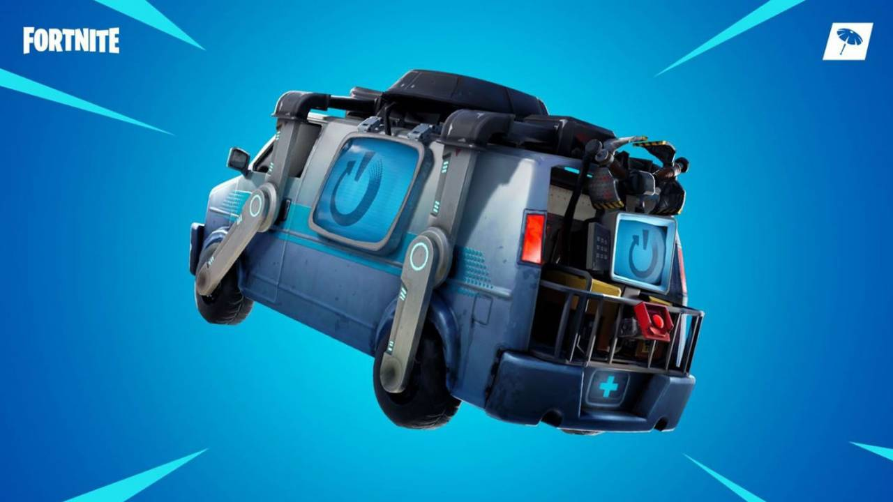 Epic quietly made an important change to Fortnite reboot vans