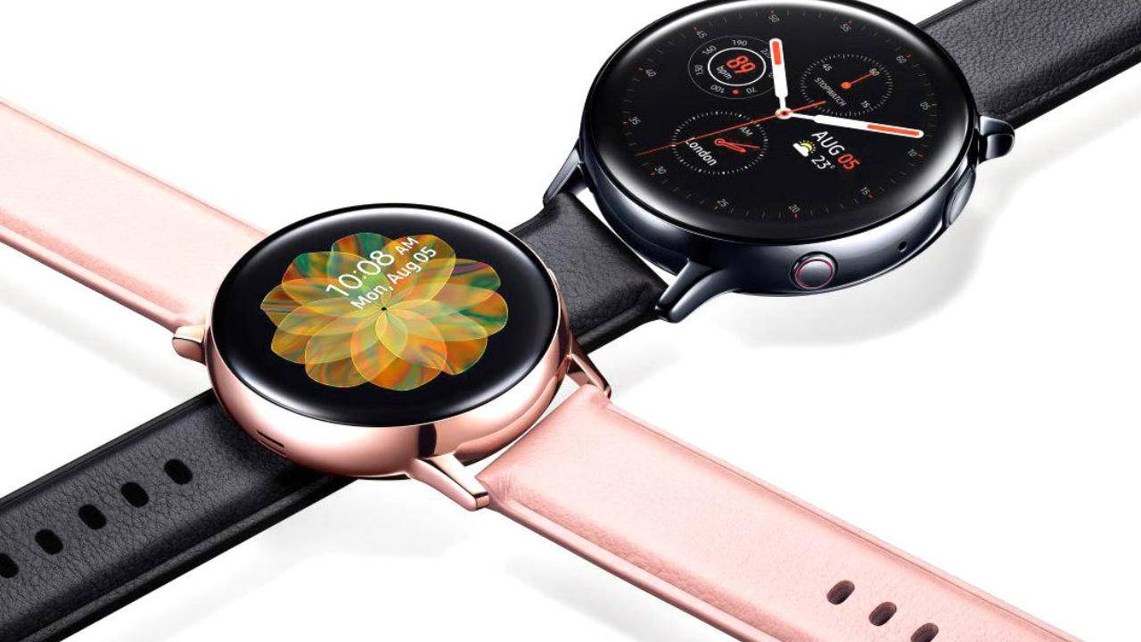 Galaxy Watch Active 2 update serves up new fitness and messaging features