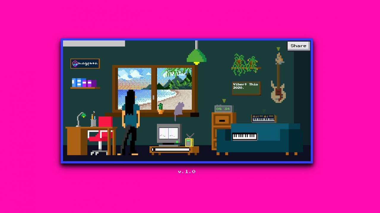 Google Magenta Lo-Fi Player project lets anyone create lo-fi music
