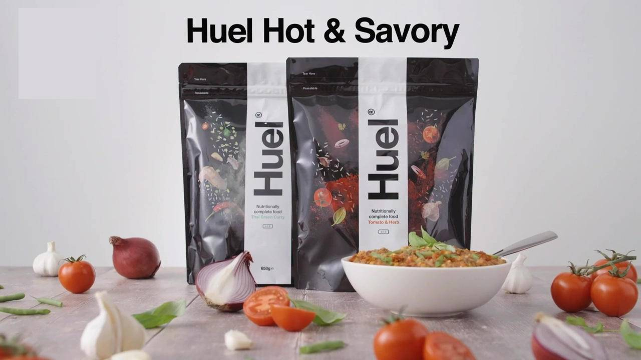 Huel Hot & Savory deliver two healthy vegan meals in an instant