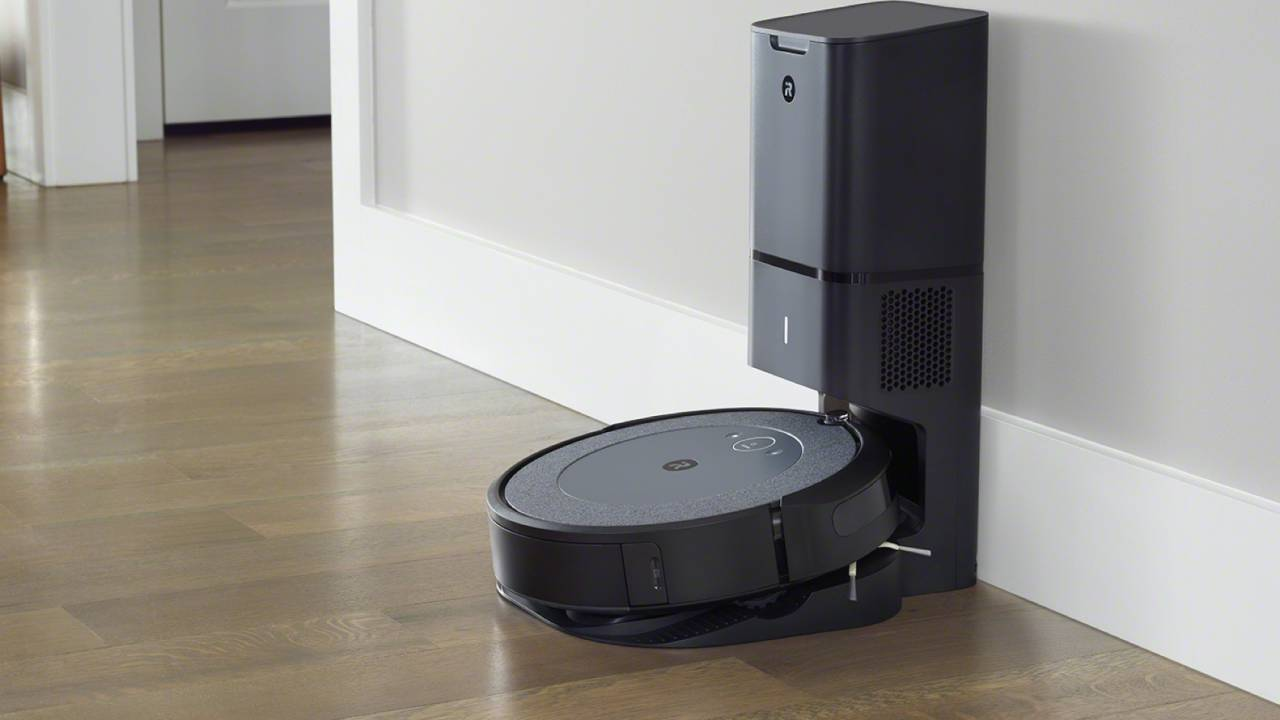 iRobot Roomba i3+ is a cheaper robot vacuum with an auto-emptying bin