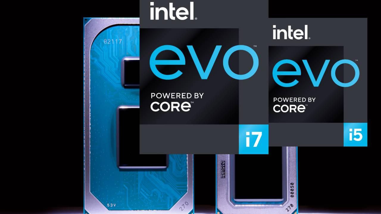 Intel Evo is the badge Intel hopes you look for when you next buy a laptop