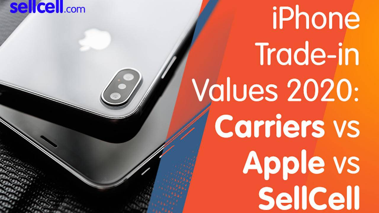SellCell offers higher trade-in values than Apple & Carriers ahead of iPhone 12 launch