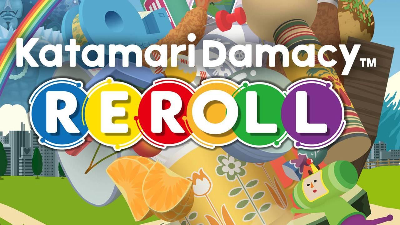 Katamari Damacy REROLL returns to repair 2020