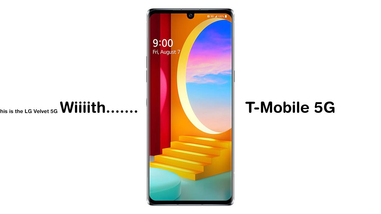 T-Mobile USA gets LG Velvet 5G exclusive