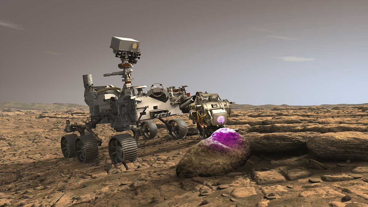 Mars 2020 Perseverance Rover will hunt for fossils using x-rays