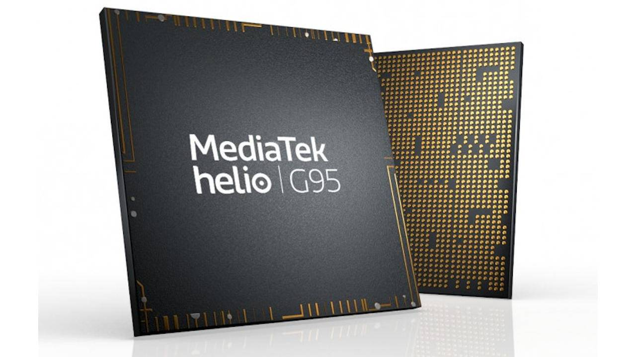 MediaTek Helio G95 takes another stab at mid-range mobile gaming