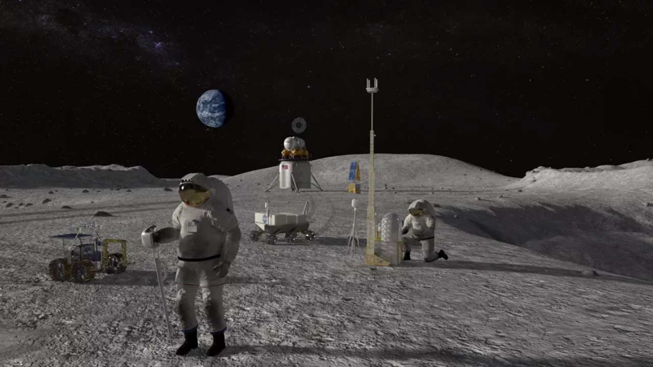 NASA says Artemis astronauts may not visit the lunar South Pole