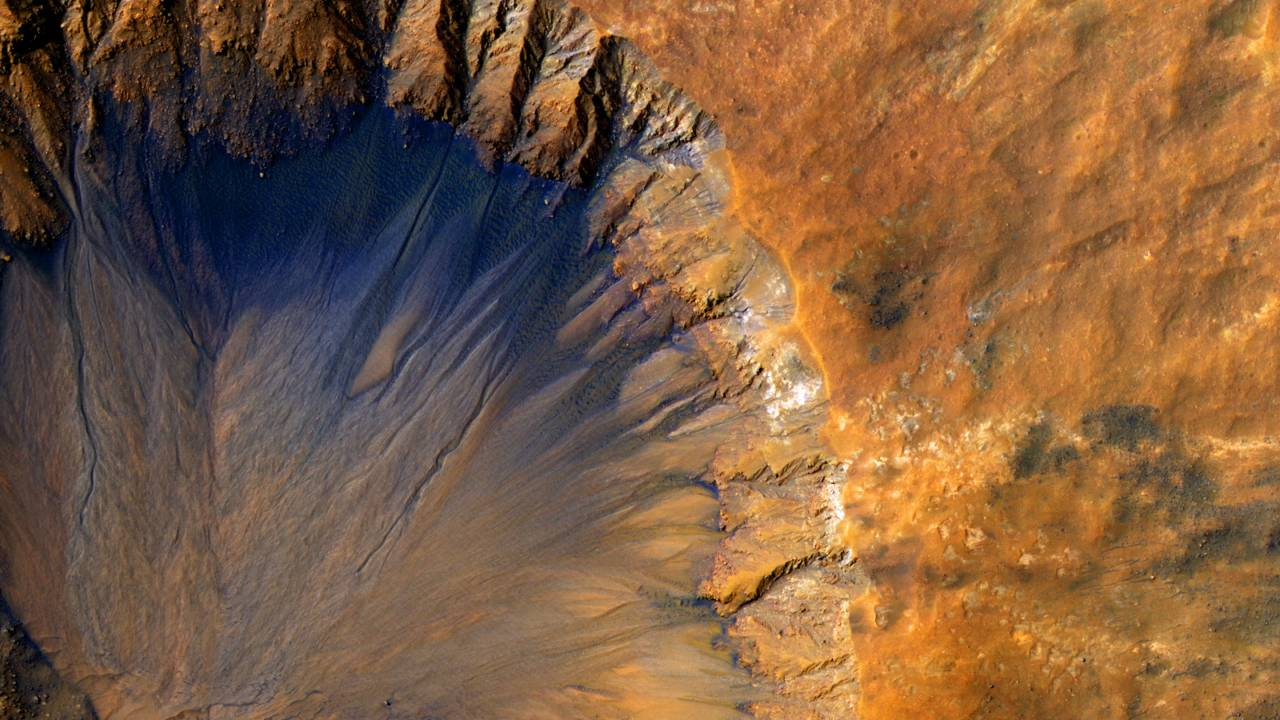 Another three Martian lakes found hiding under Red Planet's surface