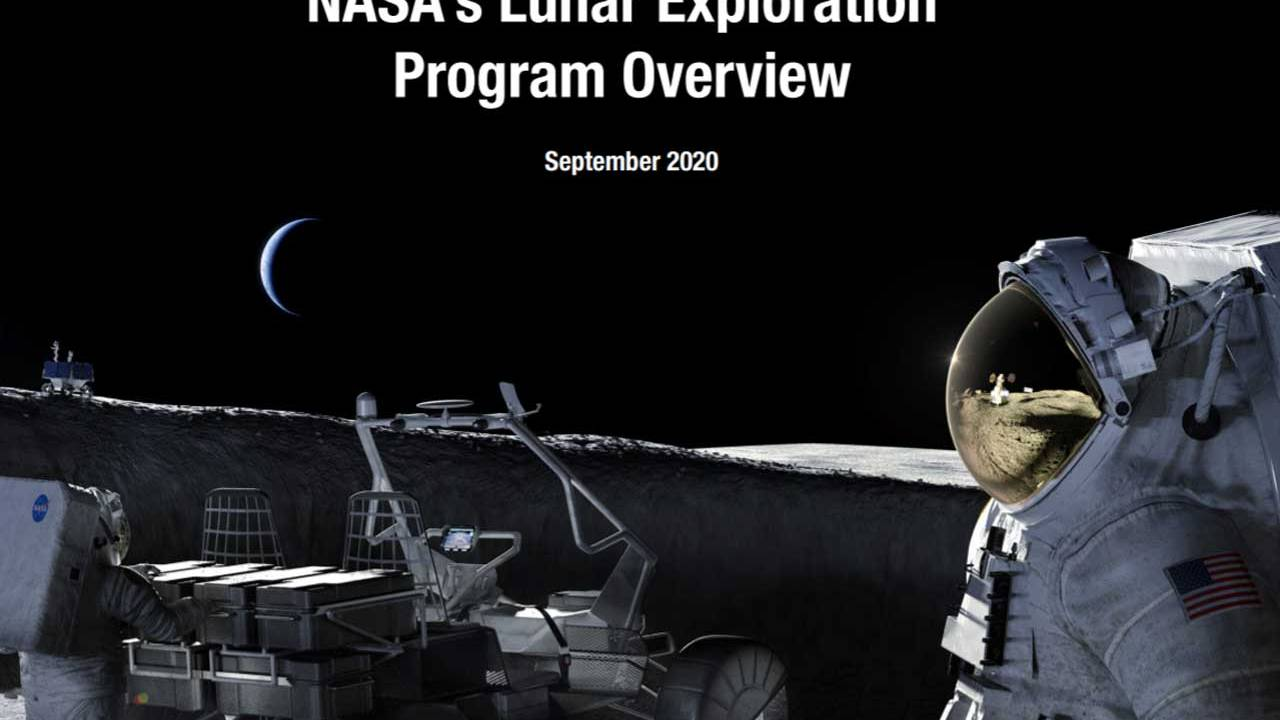 NASA's updated Artemis plan outlines 2024 crewed mission