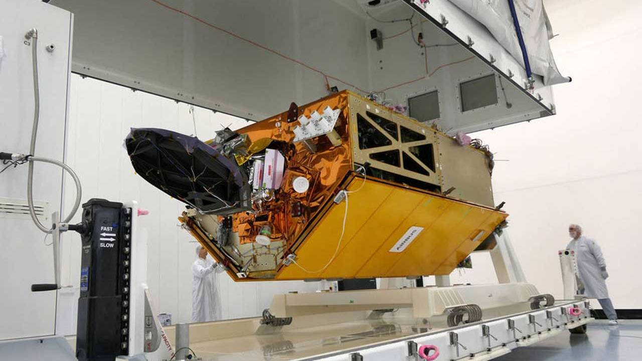 NASA Sentinel-6 mission will launch in November