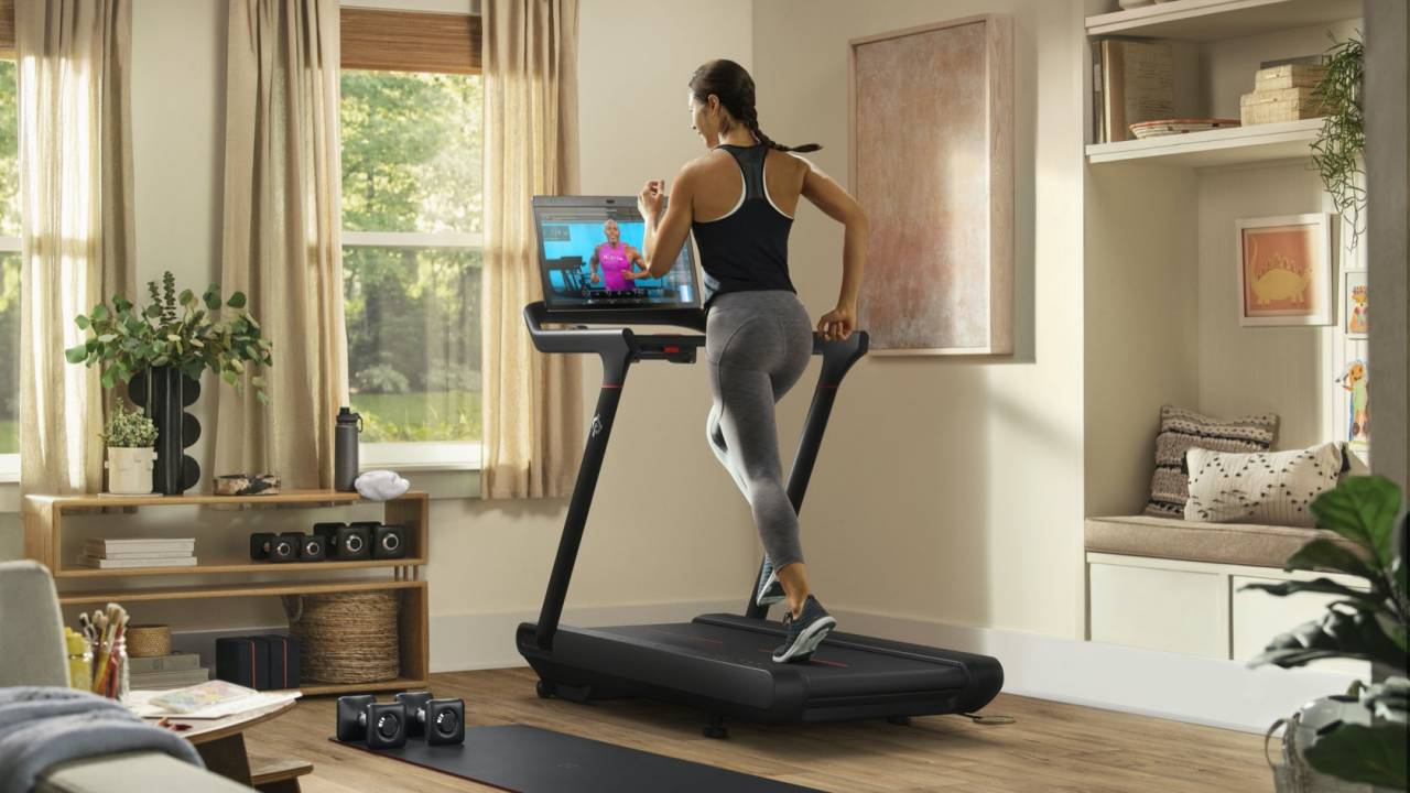 New Peloton treadmill and bike expand range with new prices