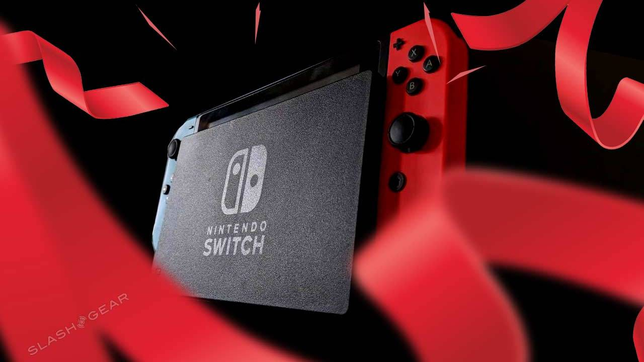 Nintendo Switch sales should be smooth sailing for holiday shopping 2020