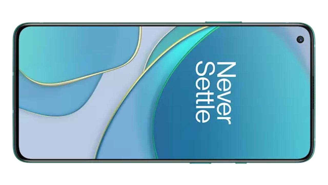 OnePlus 8T might be going back to flat