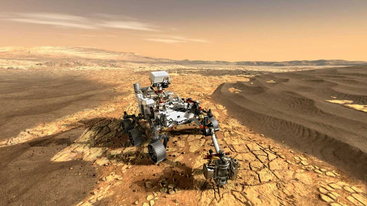 Scientists fear acidic fluids could have destroyed evidence of life on Mars