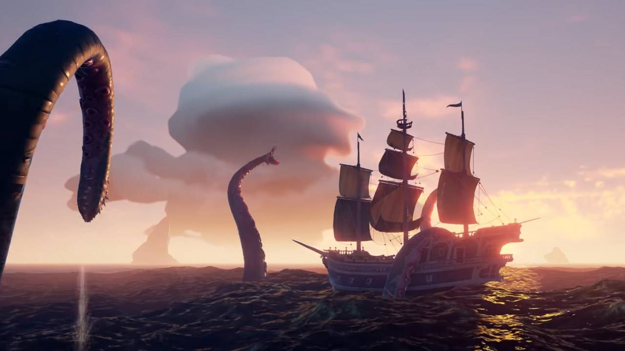 Xbox Free Play Days release 3 games: Hunt, Warhammer, Sea of Thieves