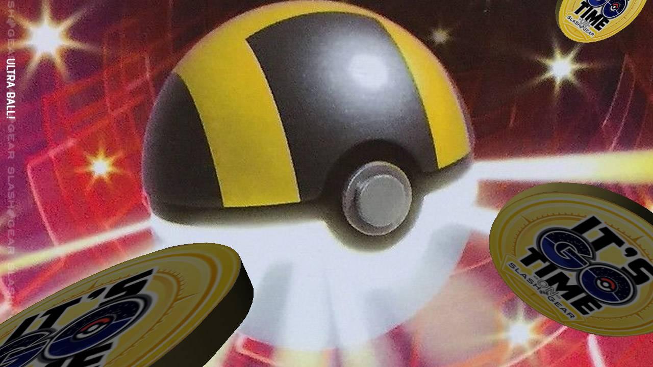 Pokemon GO promo codes deliver Ultra Balls and Sinnoh Stone