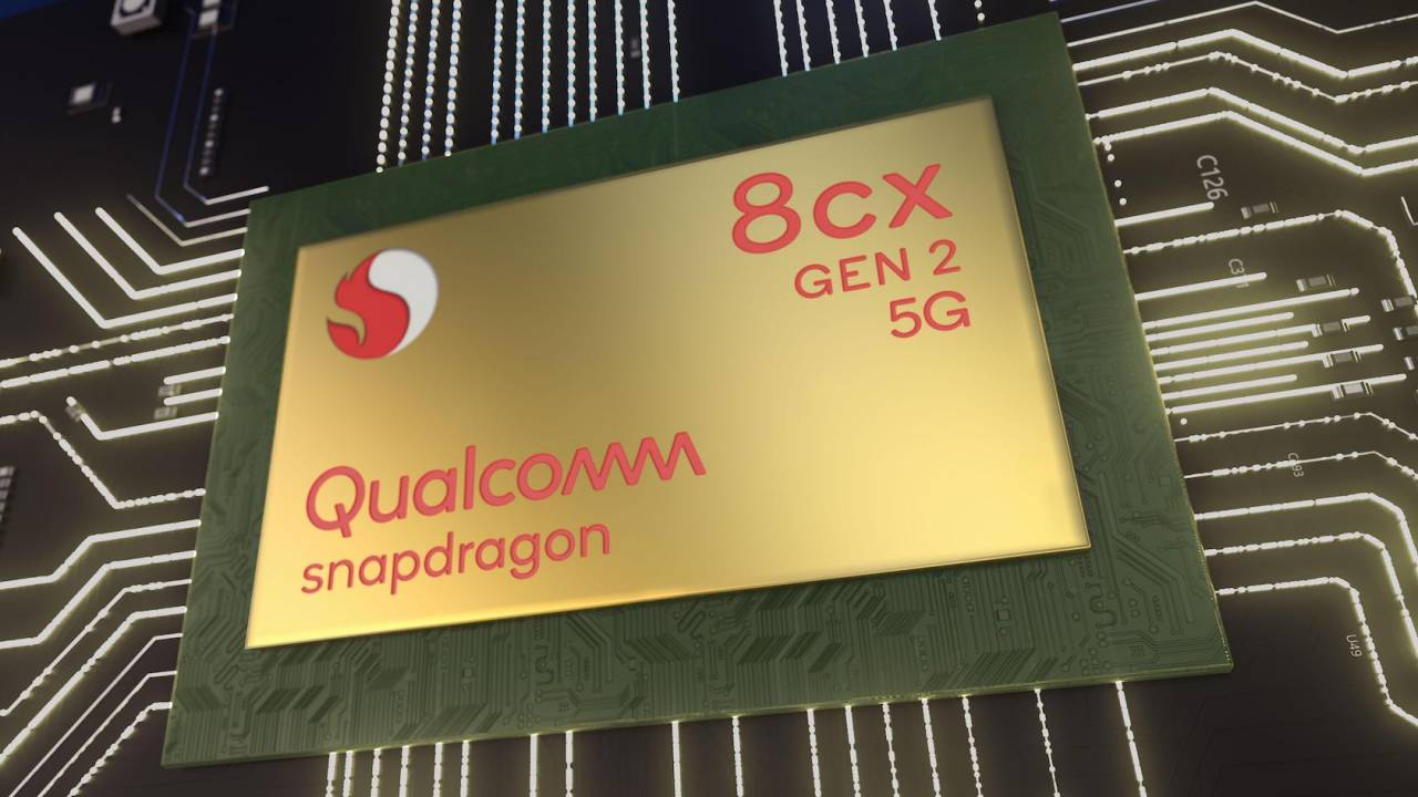 Snapdragon 8cx Gen 2 gives Windows 10 a 5G-ready rival to Apple Silicon