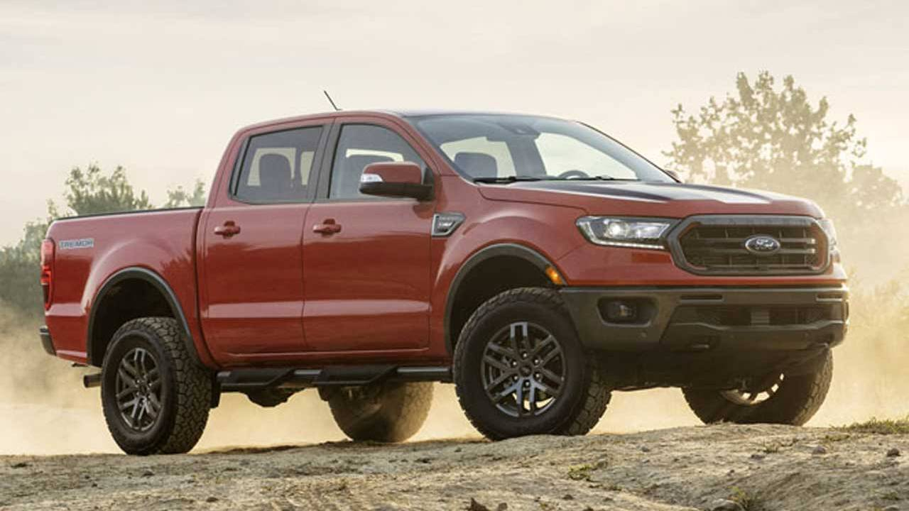 Ford Ranger is the most American made car in the country