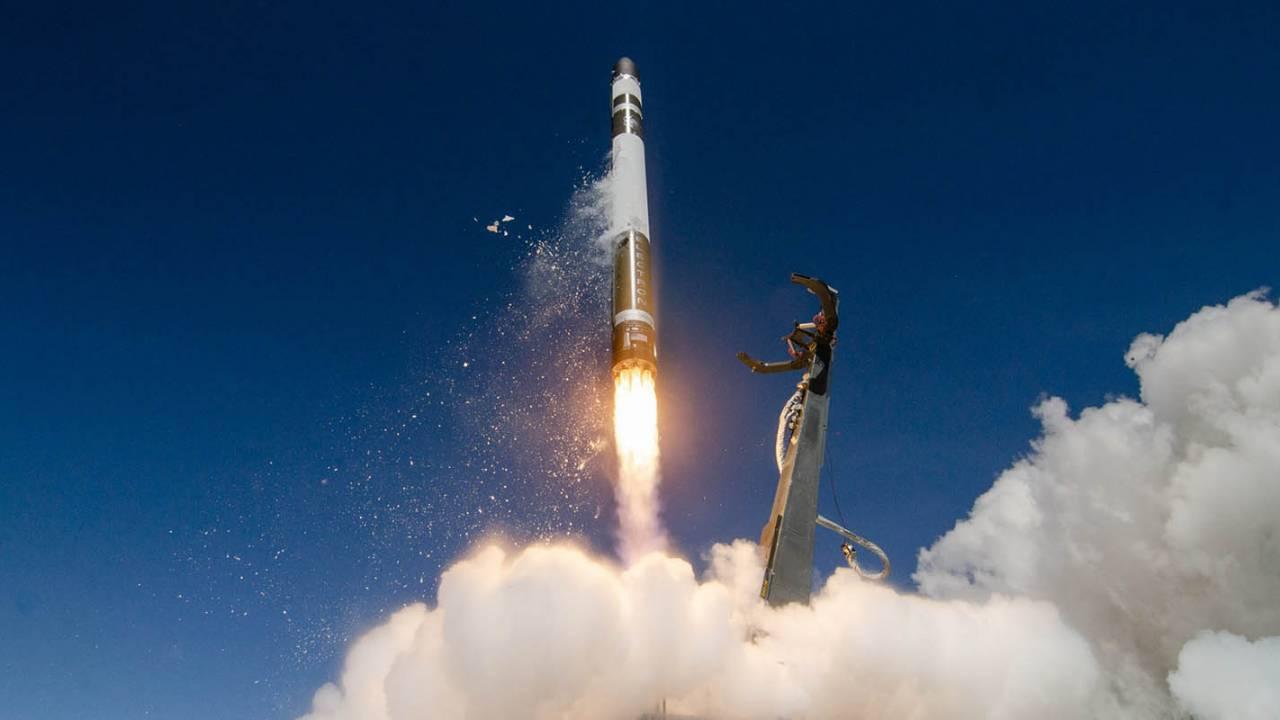 Rocket Lab reveals that its last Electron launch included a secret satellite