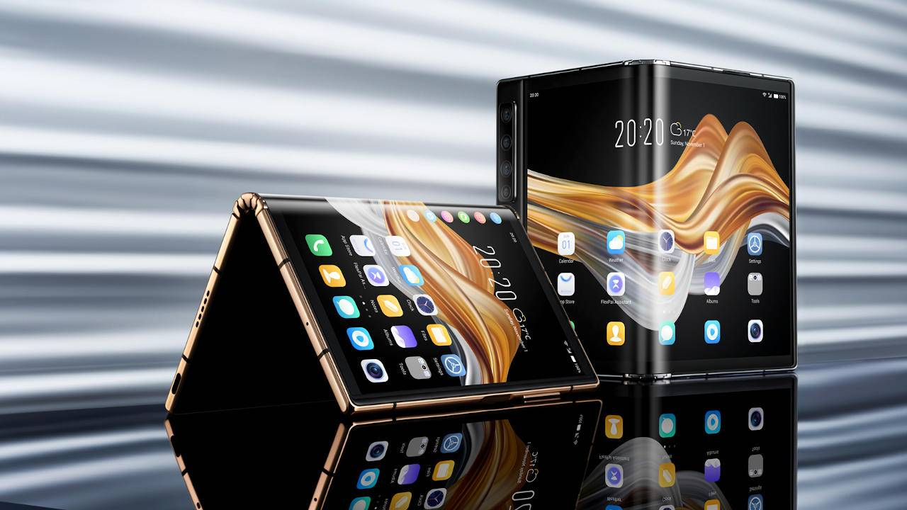 Royale FlexPai 2 is the affordable foldable you can't get