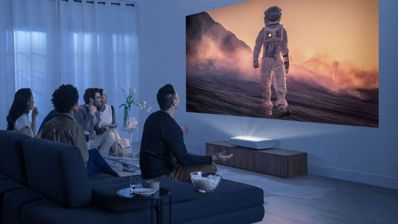 Samsung details The Premiere 4K home laser projector pricing and availability