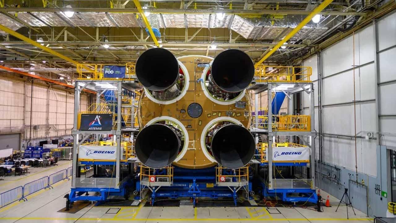 Cost for SLS rocket slated for Artemis moon mission explodes