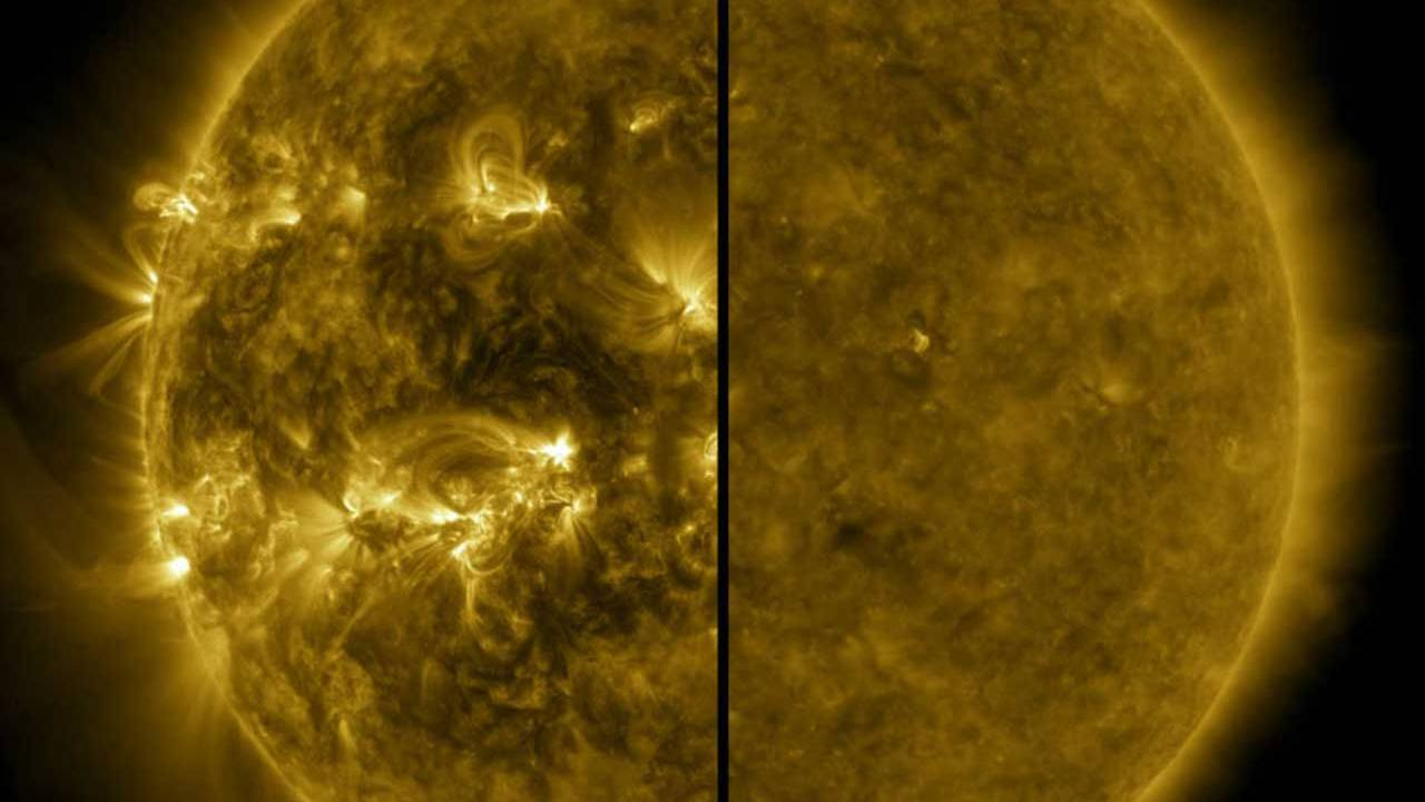 NASA says Solar Cycle 25 has begun
