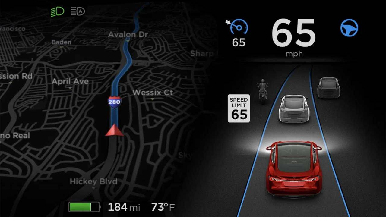 Tesla software update recognizes speed limit signs and more