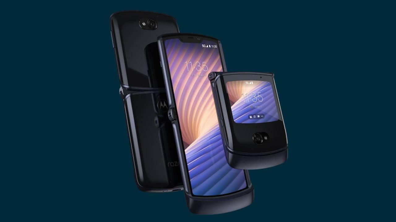 T-Mobile Motorola Razr 5G is arriving this week