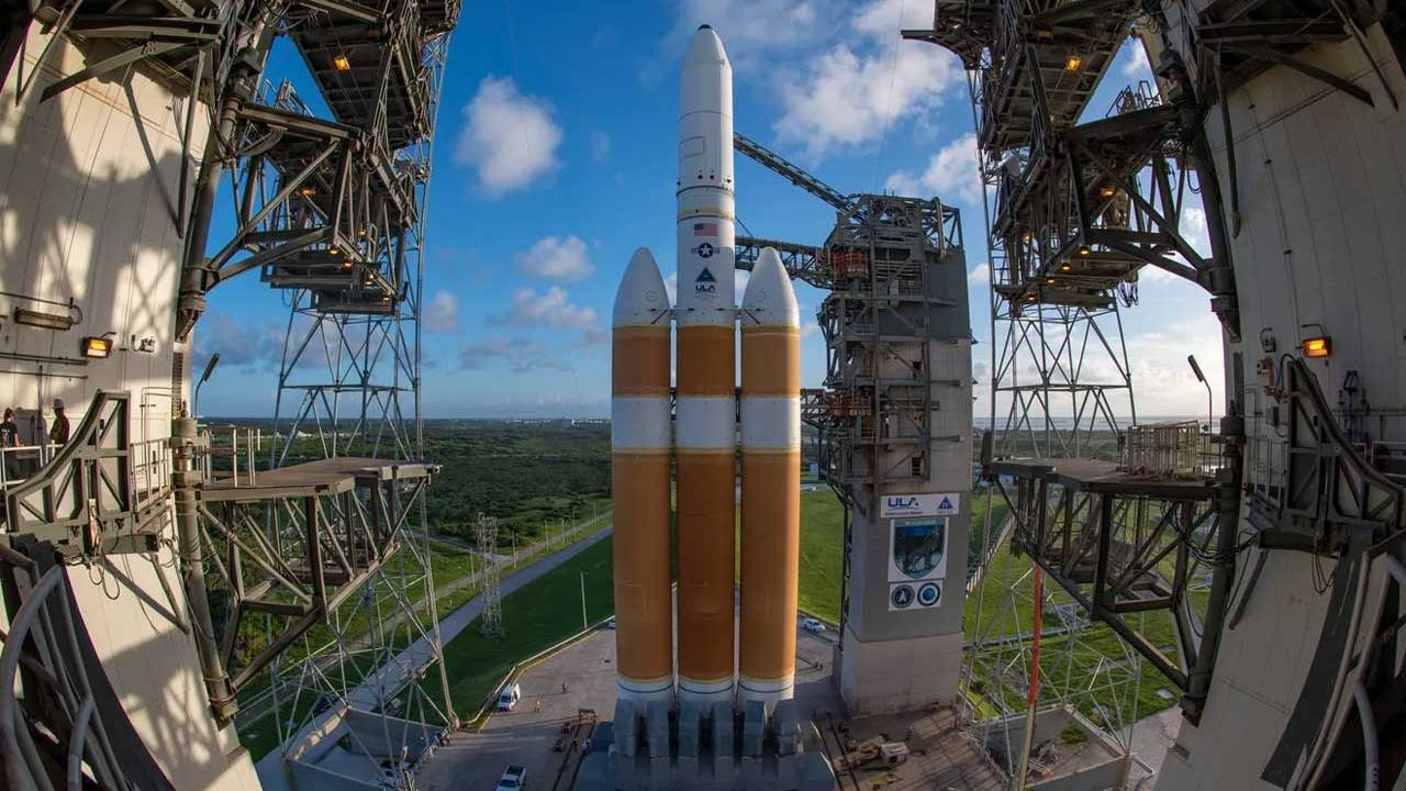Friday's delayed Delta IV Heavy rocket launch means three back-to-back launches