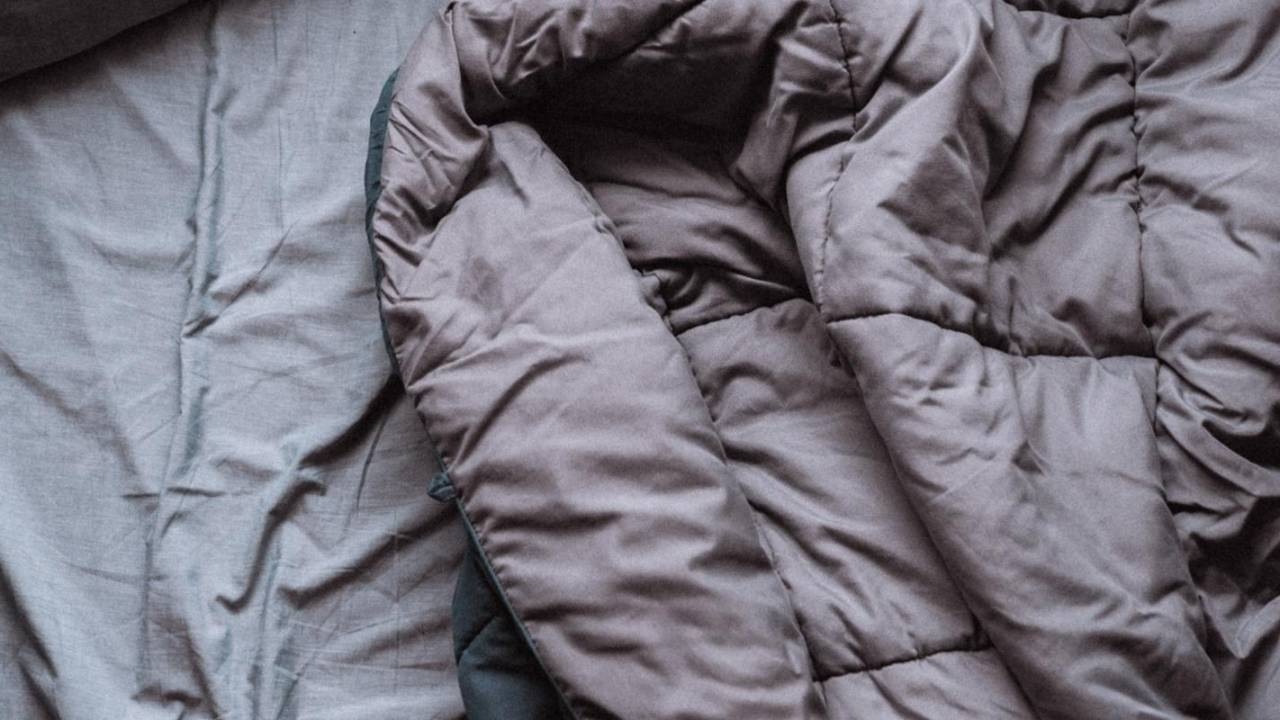 Study finds weighted blankets are more than a fad for insomnia sufferers