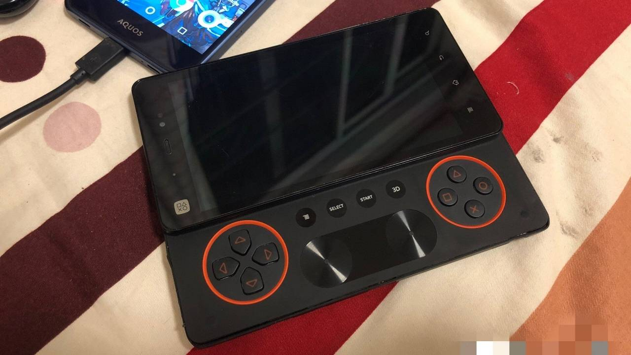 Xperia Play 2 prototype makes you wish Sony never gave up