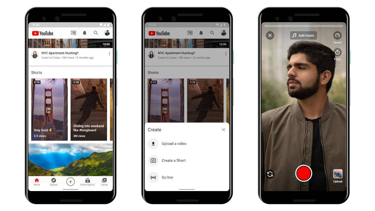 YouTube Shorts launched in India on TikTok's judgment day