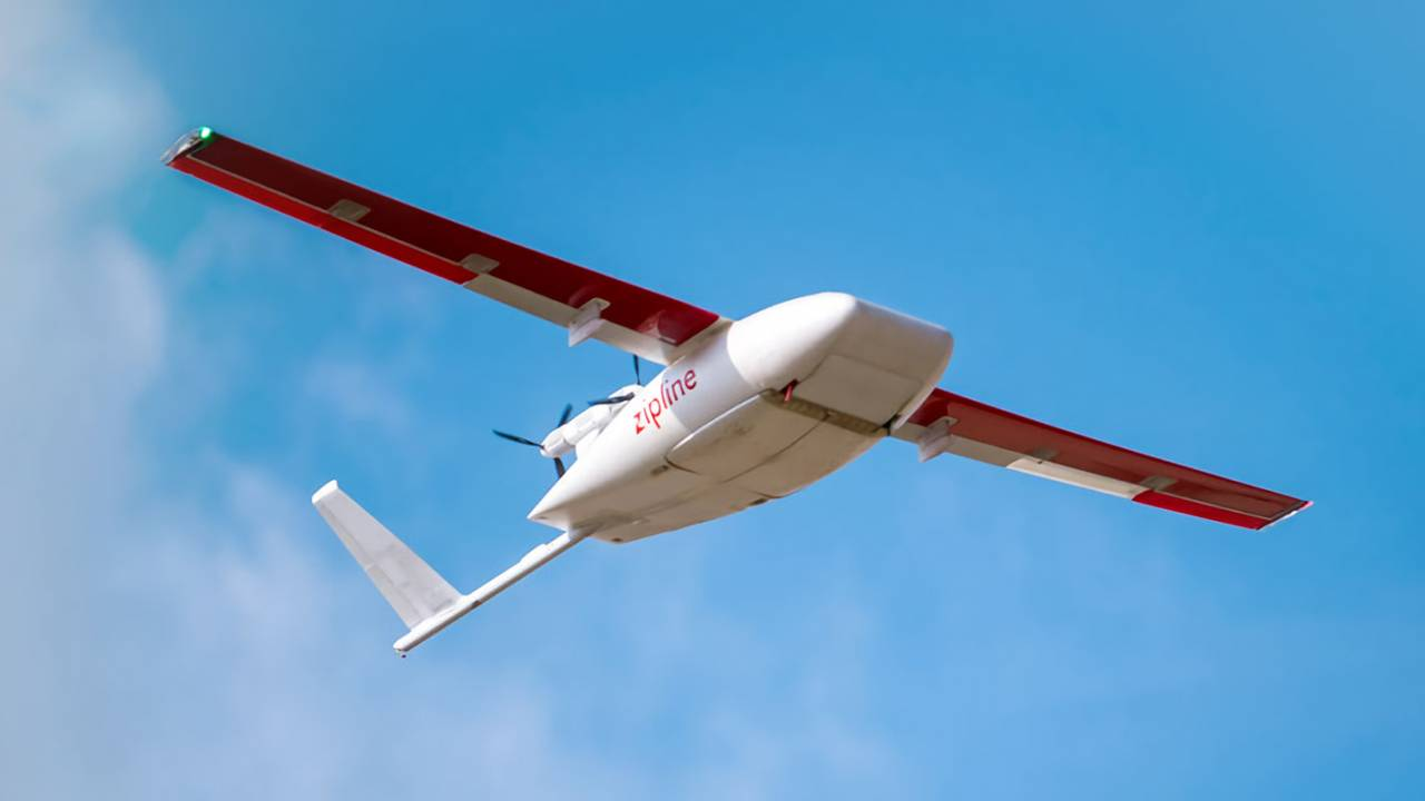 Walmart taps Zipline to kick off health and wellness drone deliveries in US