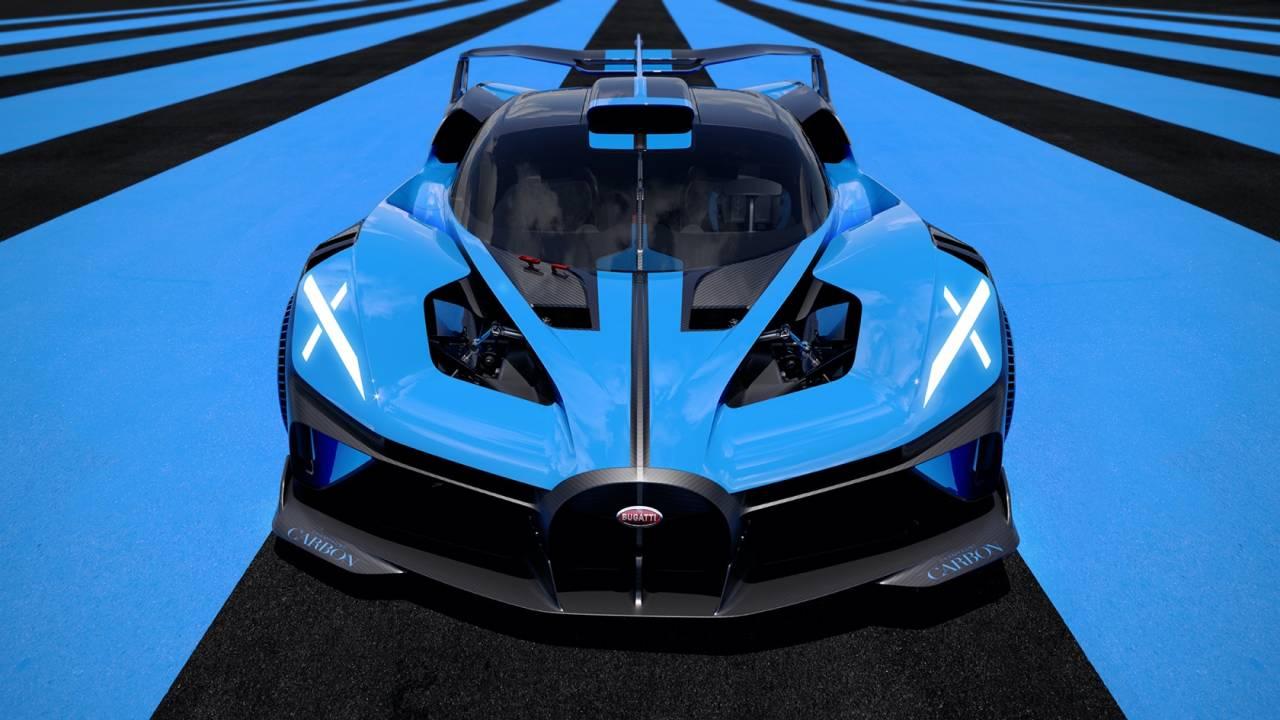 Bugatti Bolide Gallery