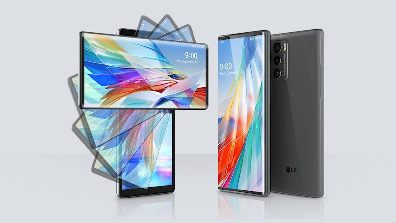 LG WING 5G is landing its swiveling screen on AT&T next week