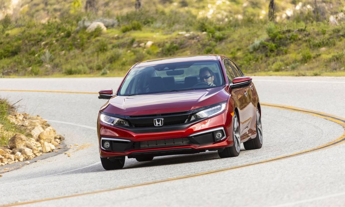 2021 Honda Civic sedan loses manual gearbox option