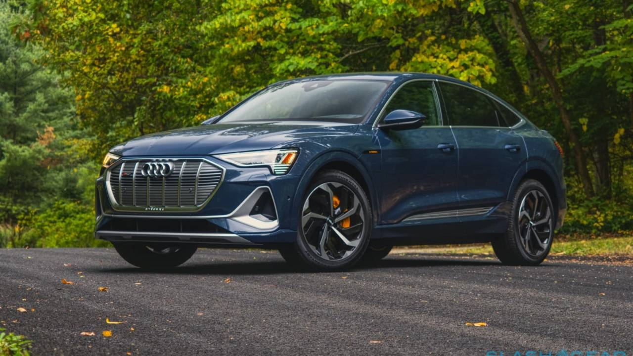 2021 Audi e-tron Sportback First Drive – A taste of the future