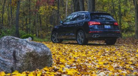 2020 Audi Q5 55 TFSI e PHEV Gallery