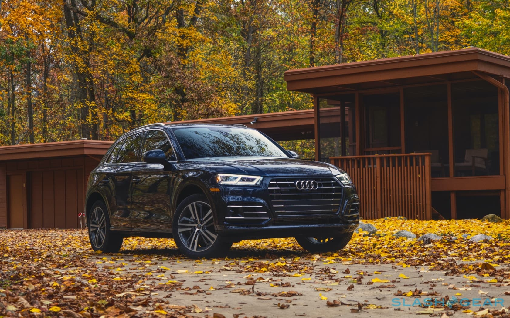 2020 Audi Q5 Hybrid Review 55 Tfsi E Doesn T Compromise For Electric Slashgear