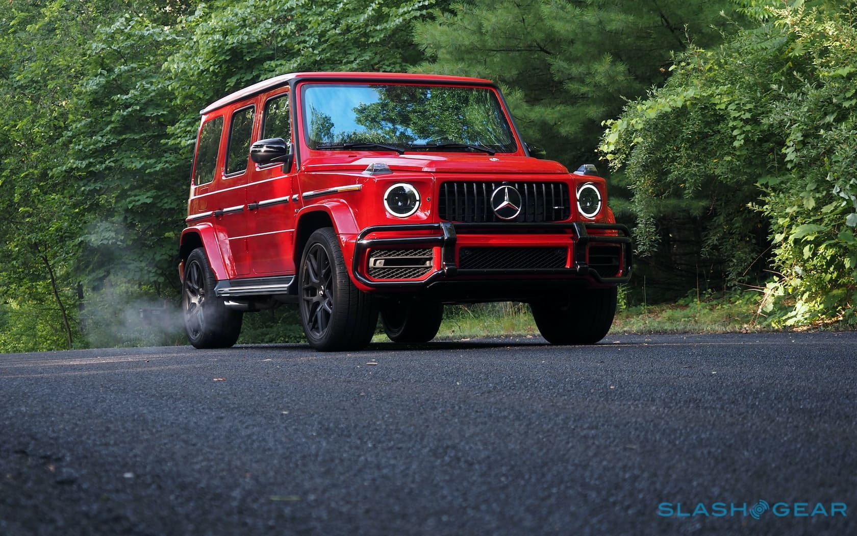 2020 Mercedes Amg G63 Review Because Too Much Is Just Right Slashgear