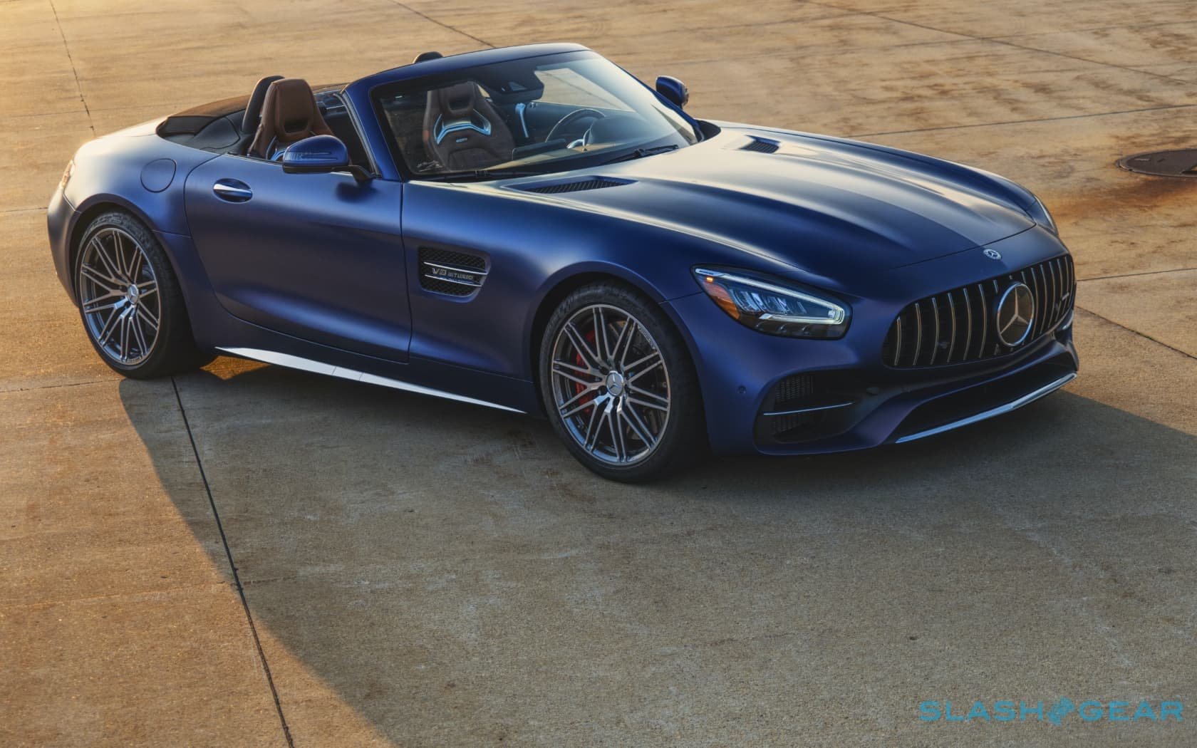 2020 Mercedes Amg Gt C Roadster Review Power With Personality Slashgear