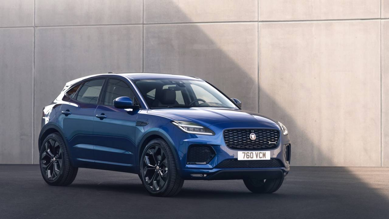 2021 Jaguar E-PACE upgrades style and tech – adds mild-hybrid