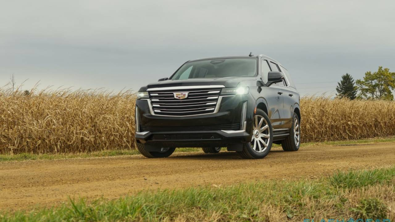 2021 Cadillac Escalade First Drive Review – The Recipe for American Luxury