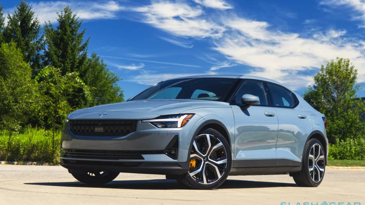 Volvo and Polestar's electric Tesla rivals get their official EPA range results