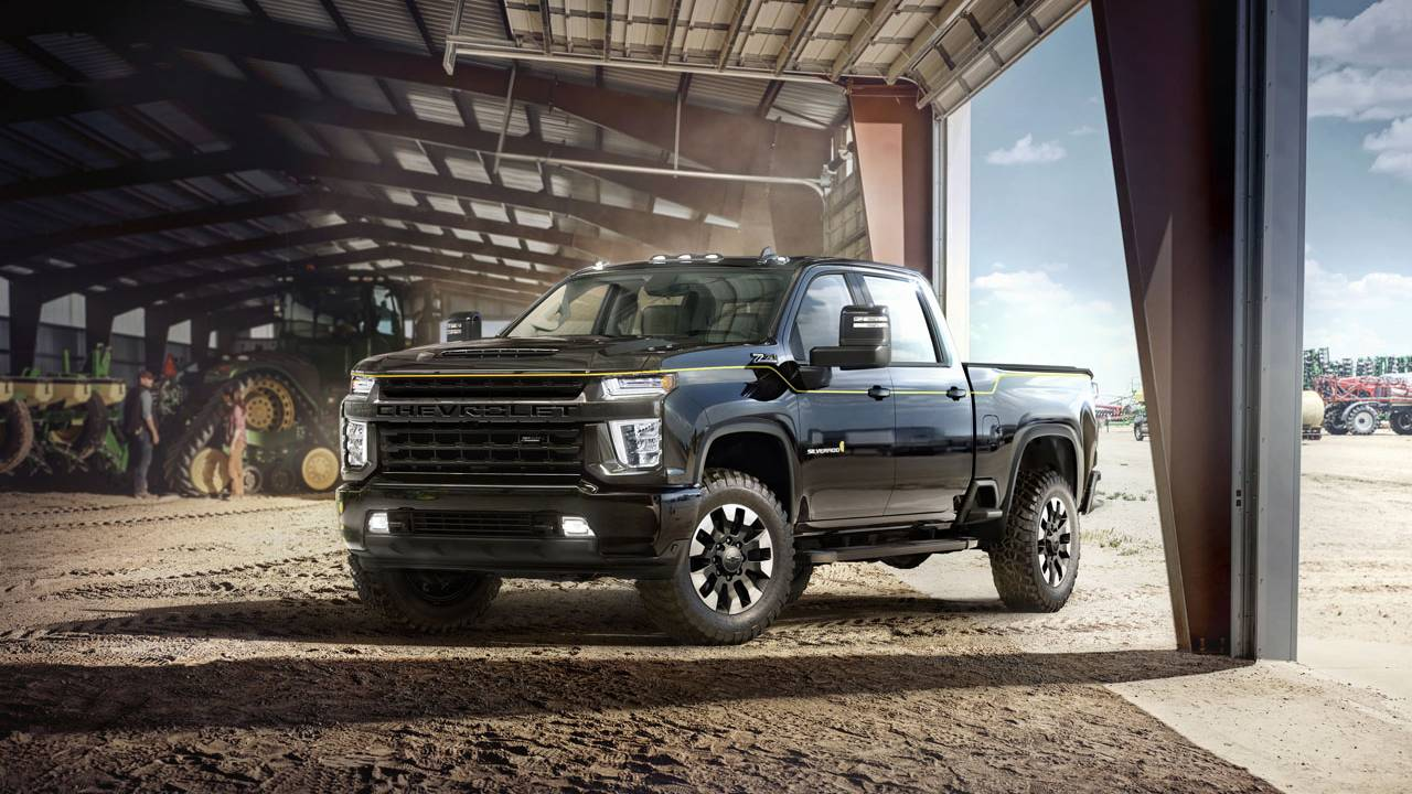 2021 Chevrolet Silverado HD will offer up to 36,000 pounds of towing