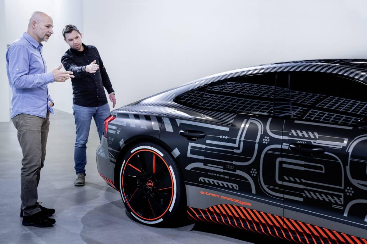 The 2021 Audi E Tron Gt Will Sound Unlike Any Electric Car Slashgear
