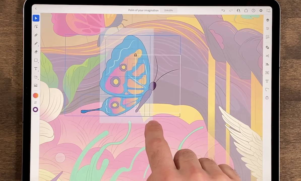 Adobe Illustrator for iPad launches as Fresco heads to iPhone